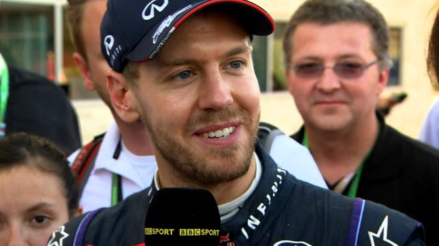 Can Vettel make Brazil his 9th consecutive race win